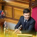 Зеленский предложил сократить число депутатов и дать народу законодательную инициативу