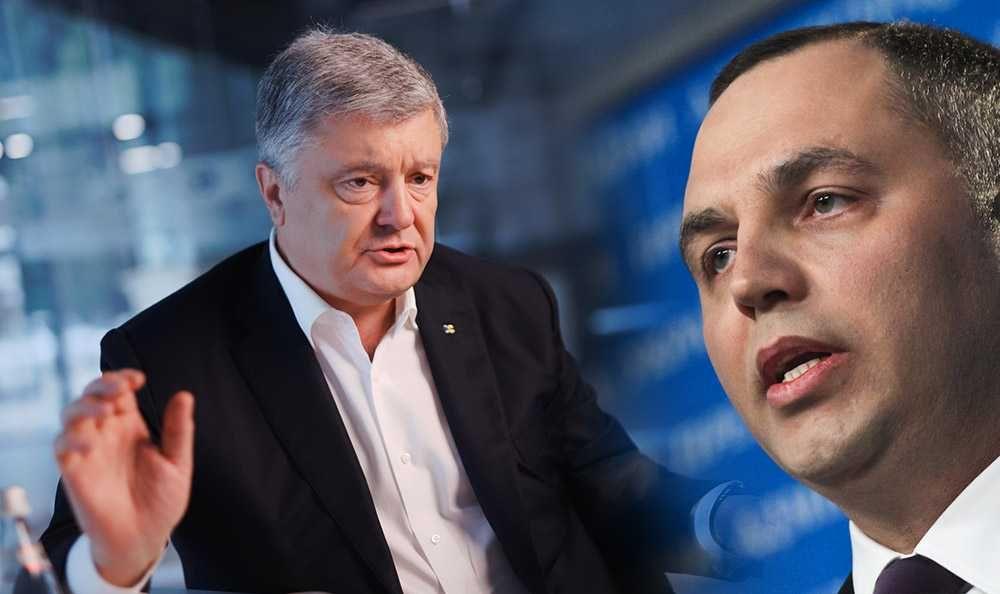 Портнов сообщил об аресте имущества и корпоративных прав важного актива Порошенко