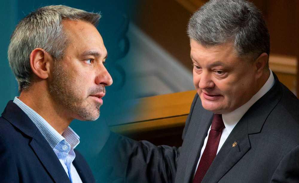 Генпрокурор Украины представляет себя человеком который потребует ареста Порошенко