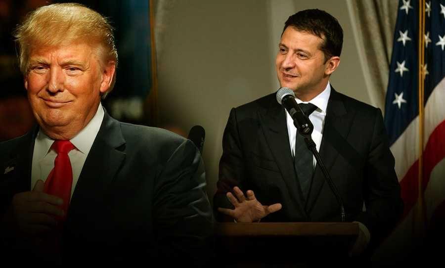Трамп и Зеленский подборка новостей