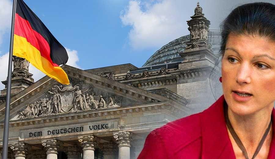 В Бундестаге призвали смягчить санкции против России