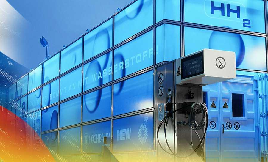 В России был разработан первый аккумулятор водородного типа
