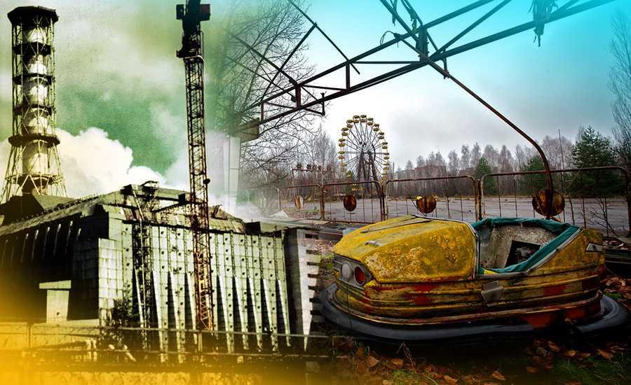 В зоне ЧАЭС на Украине в этом году успели побывать около 75 тысяч туристов