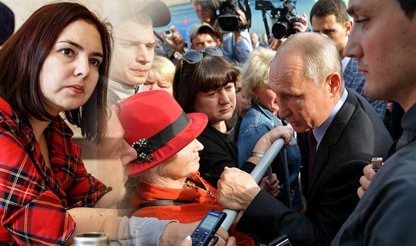 Владимир Путин негативно оценил высказывания иркутской чиновницы Алашкевич