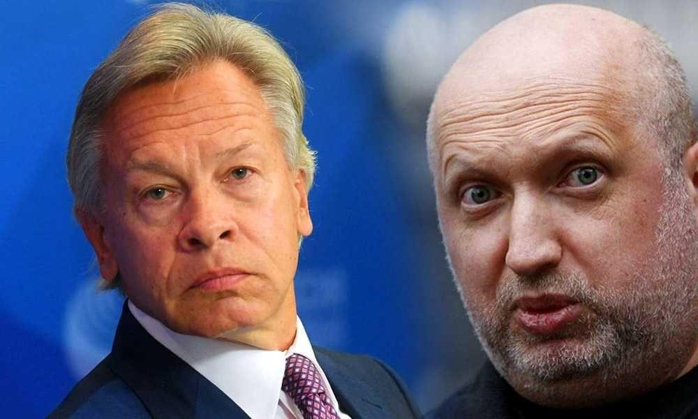 Пушков назвал заявления Турчинова о войне признаками его сумасшествия