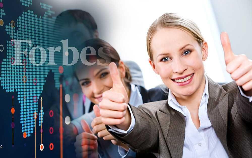 Forbes назвал лучших работодателей мира из России