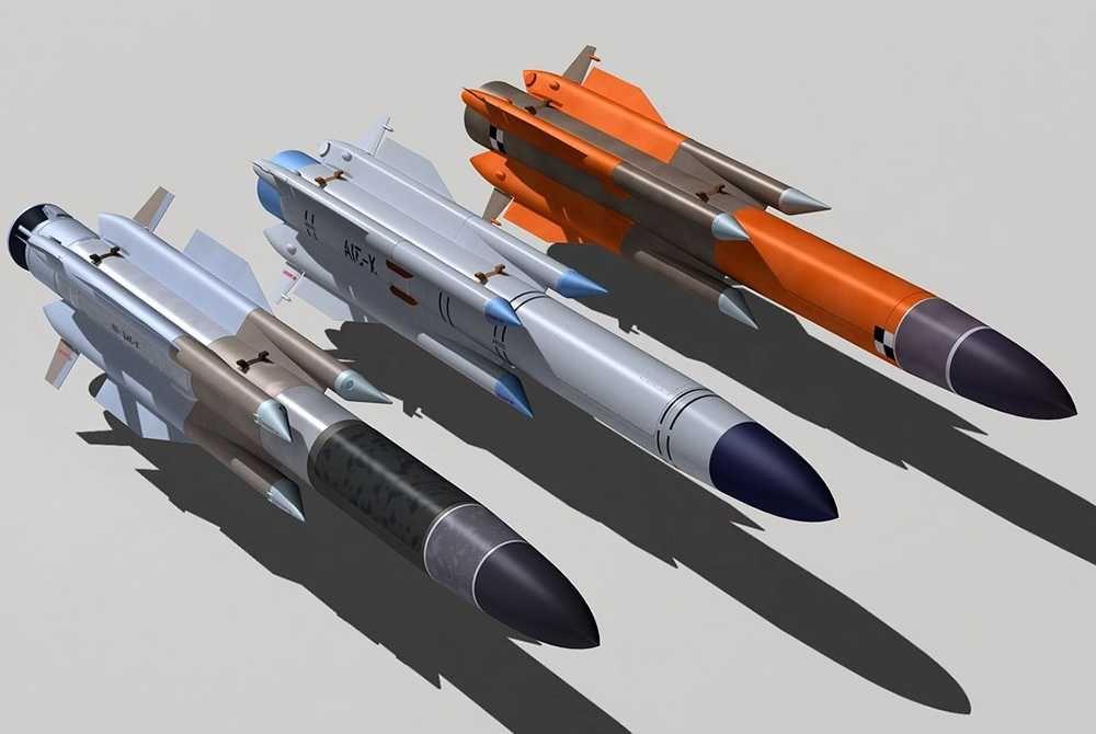 Противокорабельные ракеты Х-31