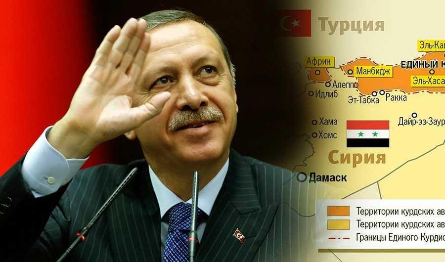 Трамп заявил президенту Турции, что он должен немедленно прекратить боевые действия в Сирии