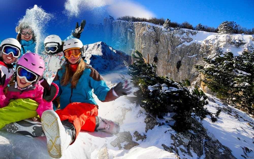 В Крыму заявили о начале изучения вопроса создания на полуострове горнолыжного курорта