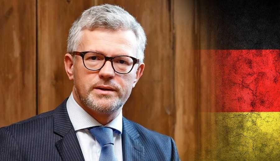 В МИД Германии отказались признавать геноцид украинского народа