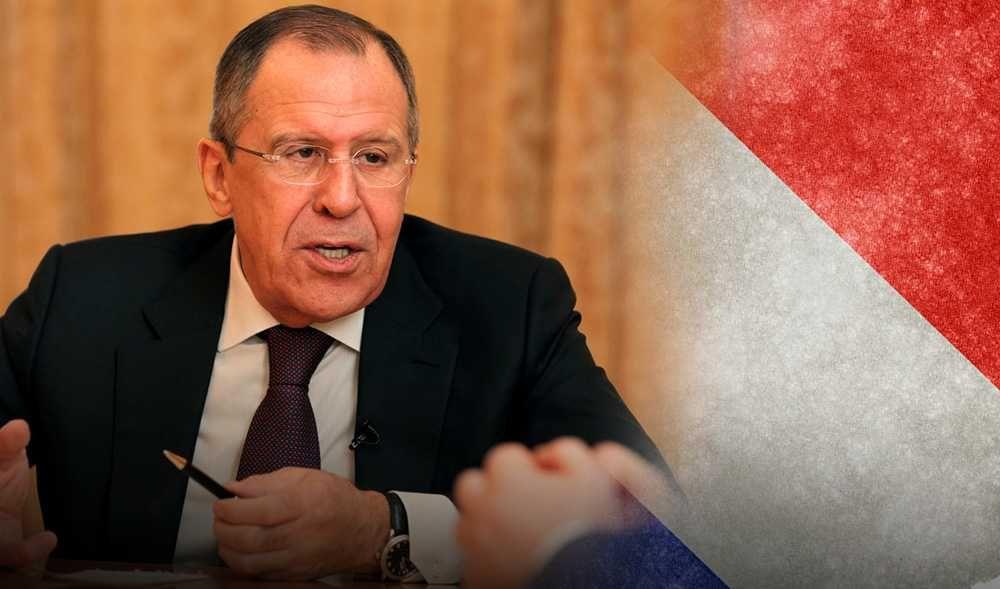 Лавров и глава МИД Франции обсудили Украину и Сирию на переговорах в Париже