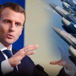 Макрон заявил о необходимости дополнительно защитить государства ЕС не являющиеся членами НАТО
