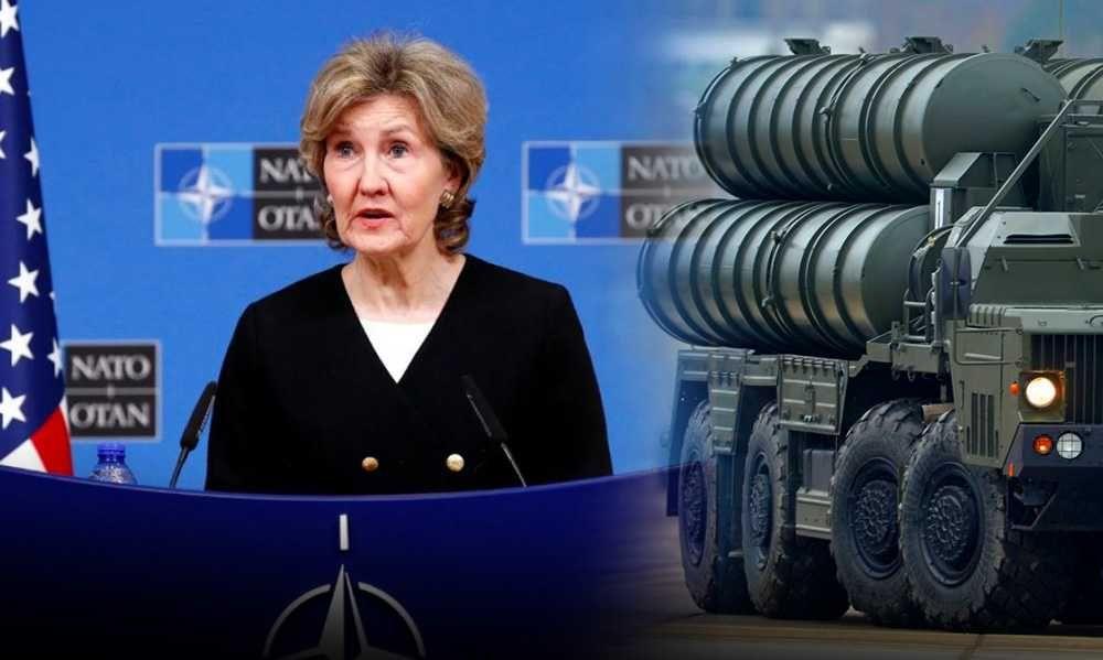 Постпред НАТО заявила, что США ещё надеются на отказ Турции от приобретения российских С-400