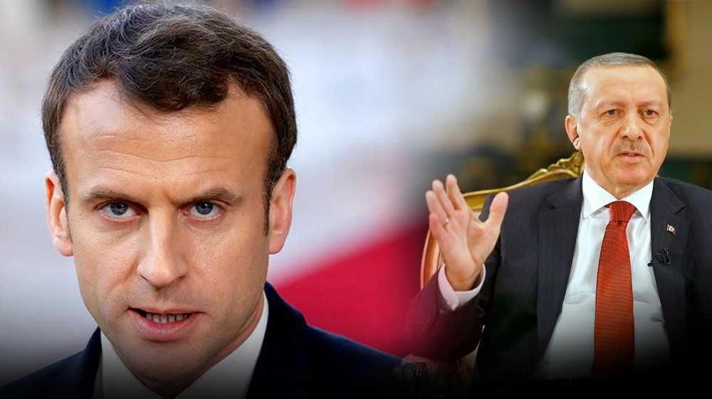 Турецкого посла вызвали на ковёр во французский МИД после оскорблений в адрес Макрона