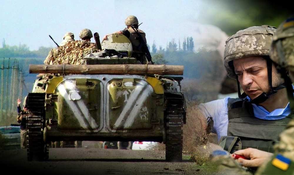 В ДНР рассказали, что разведение сил является ширмой для необходимой Зеленскому нормандской встречи