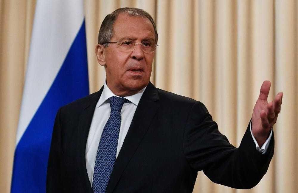 Лавров, Украина предложила разведение сил в чистом поле