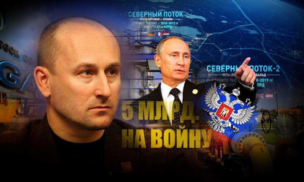 Стариков рассказал зачем Газпром беспрекословно выплатил Нафтогазу 2,1 млрд. долларов