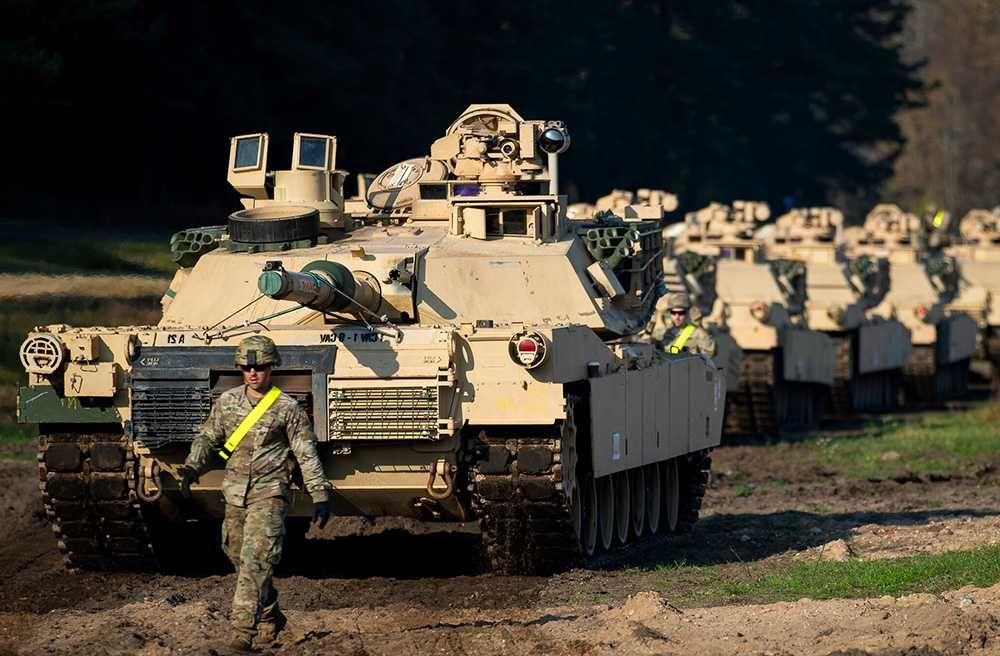 НАТО отрепетируют наступление на Россию