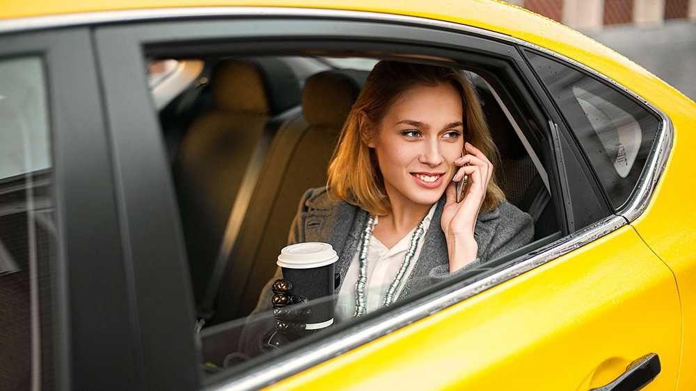 Результаты исследования показали в каком городе России самые общительные пассажиры такси