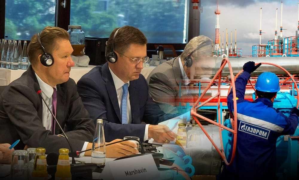 Россия, Еврокомиссия и Украина сообщают о достижении принципиального соглашения по газу