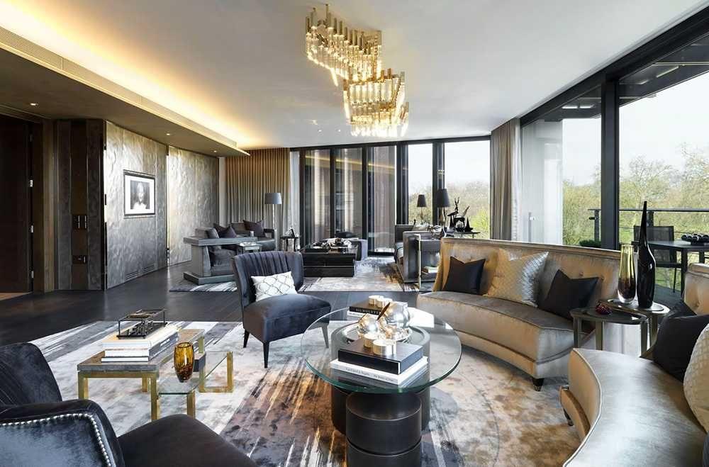 Снять элитную московскую квартиру в 2020 году