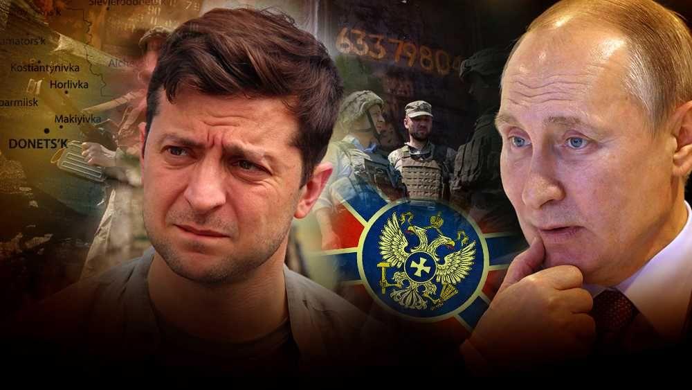 """Зеленский придумал """"муниципальную стражу"""" на Донбассе"""
