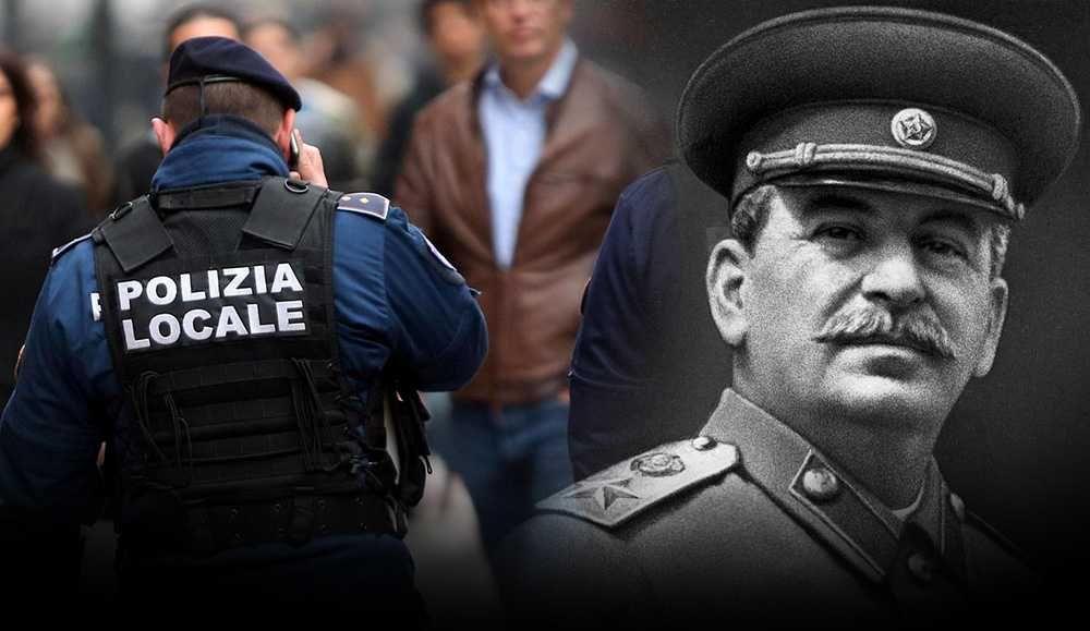 Белорусский дальнобойщик избил в Италии украинца из-за спора о Сталине