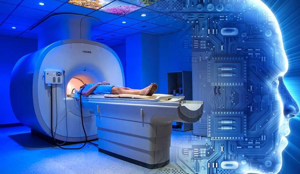 Физики испытали МРТ-сканер будущего на человеке
