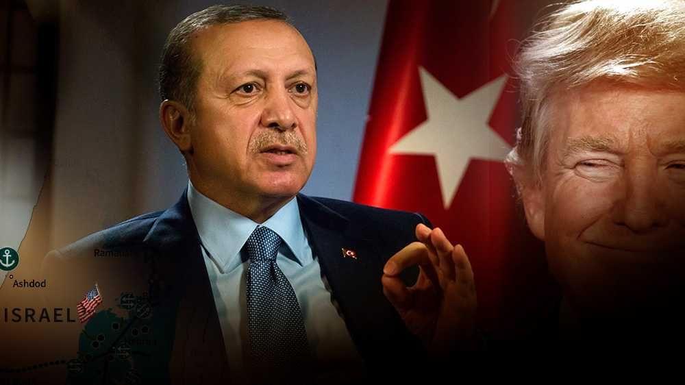 """Эрдоган рассказал во что выльется """"сделка века"""" Трампа на Ближнем Востоке"""