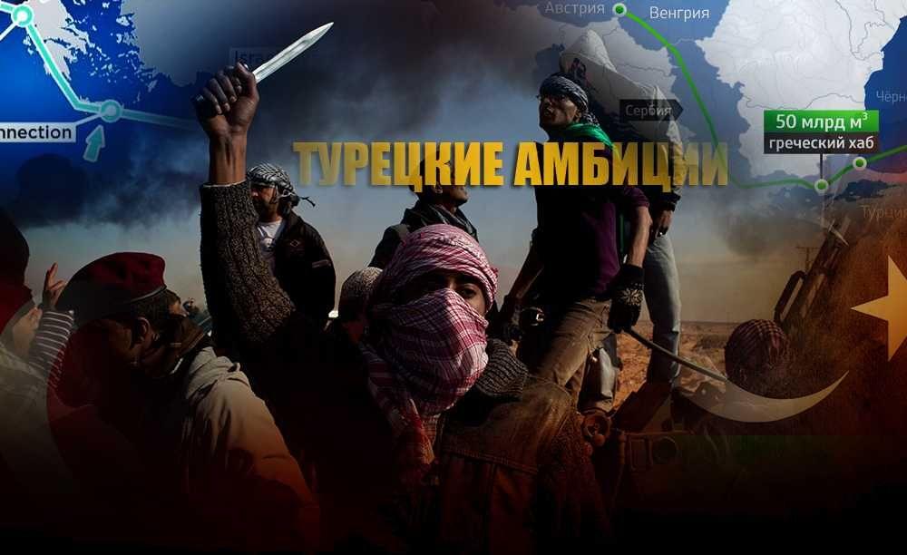 Как конфликт в Ливии связан с Турецким потоком, почему Турция пошла на войну