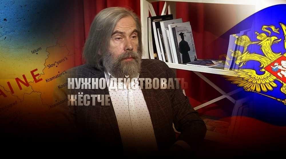Погребинский объяснил какой нужно выдвинуть ультиматум Украине со стороны России