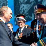 Путин пообещал закрыть поганый рот западных деятелей переписывающих историю