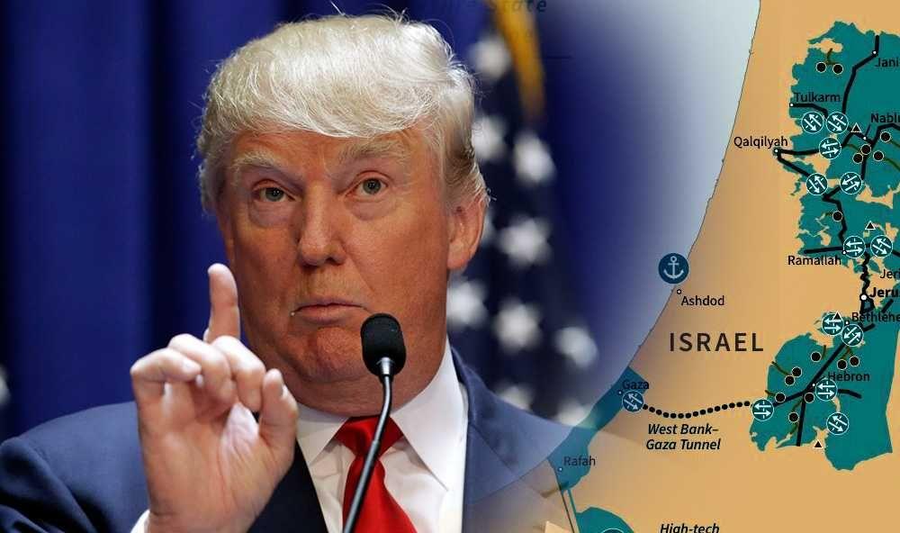 Сделка века, предложенная Трампом предполагает демилитаризацию сектора Газа