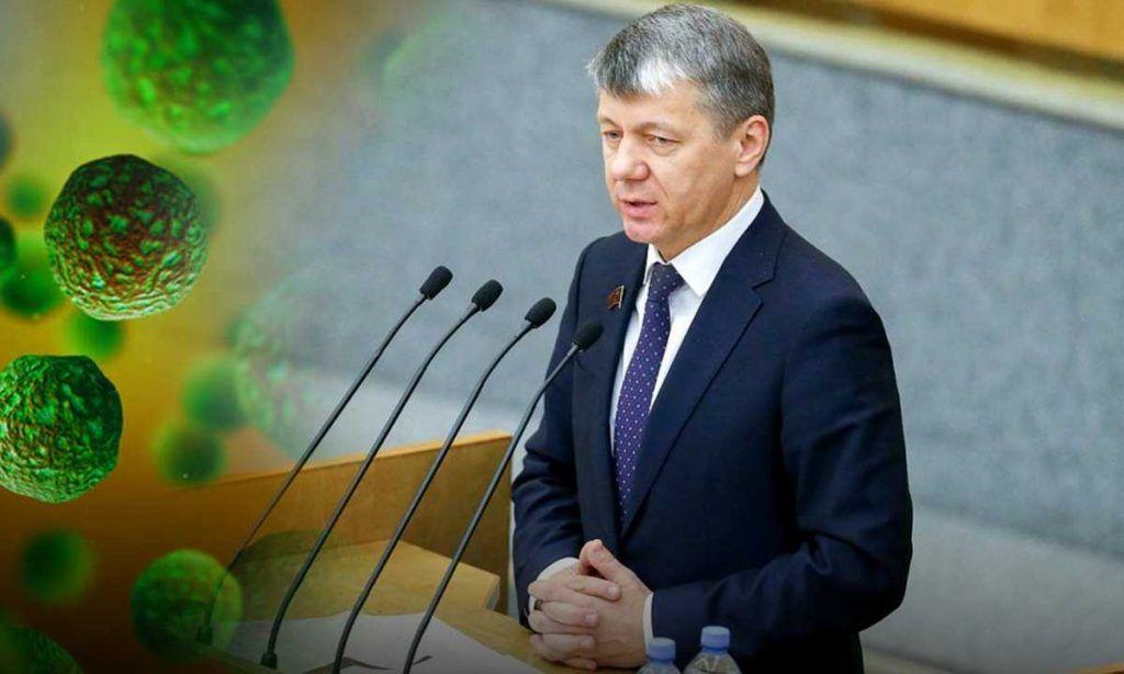 Депутат Новиков напомнил США об их разработках биологического оружия, комментируя обвинения в адрес России