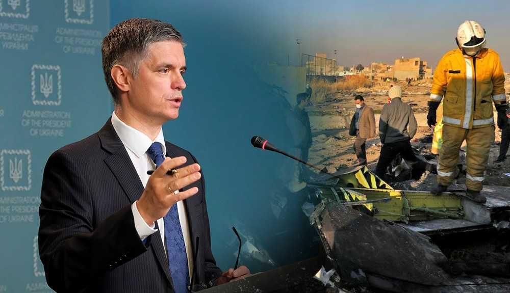 Глава МИД Украины заявил о вероятности предъявления иска против Ирана за сбитый самолёт