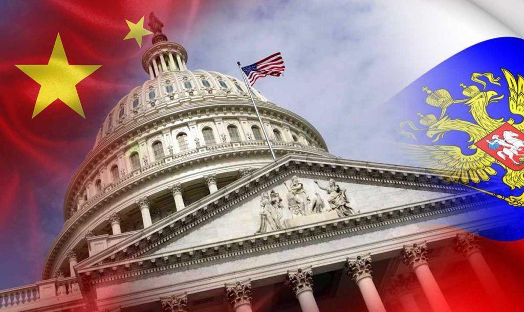 Китайцы предложили России как нужно отвечать США на санкции