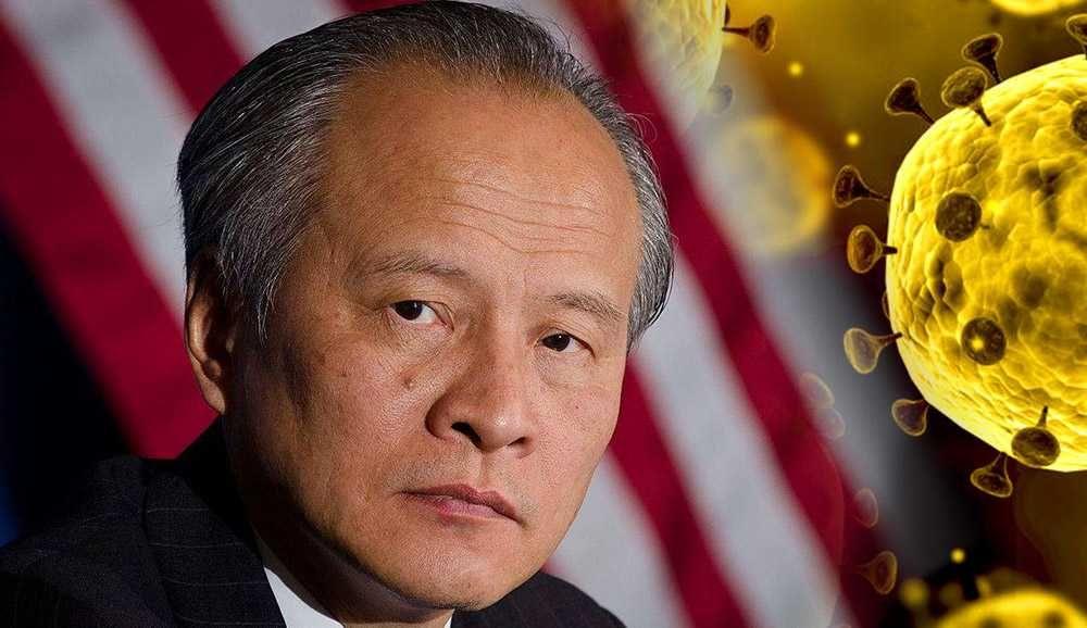 Посол Китая в США назвал бредом новые слухи о коронавирусе