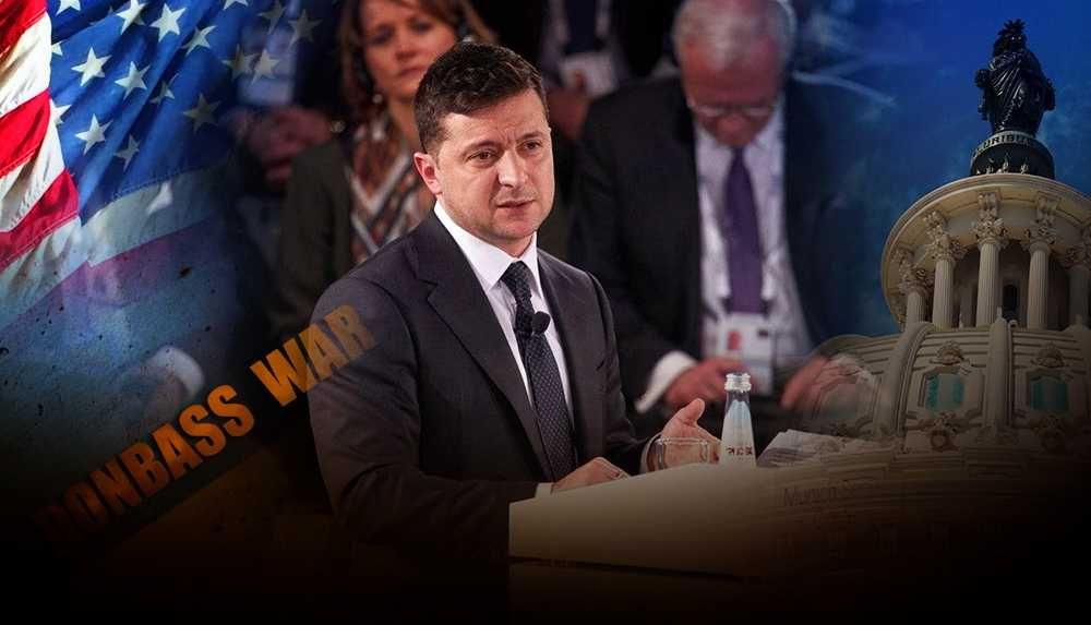 Причины по которым Украина тянет США в процесс решения конфликта на Донбассе