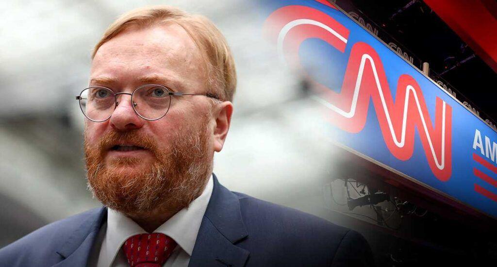 Депутат Госдумы объяснил, слова CNN об успехах российского президента в борьбе с вирусом