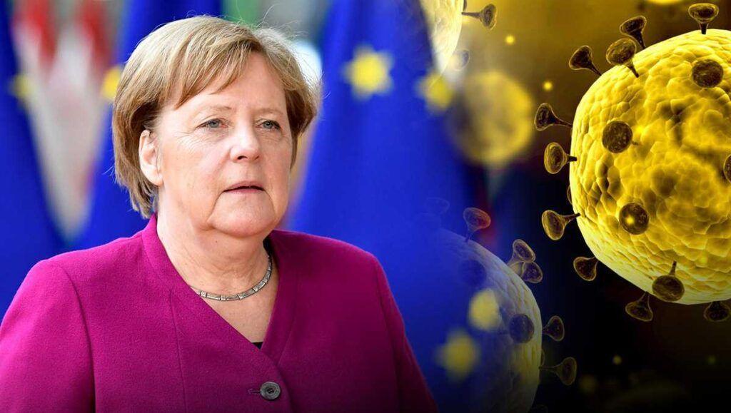 Канцлер Германии Меркель заявила об угрозе заражения коронавирусом для 70% населения