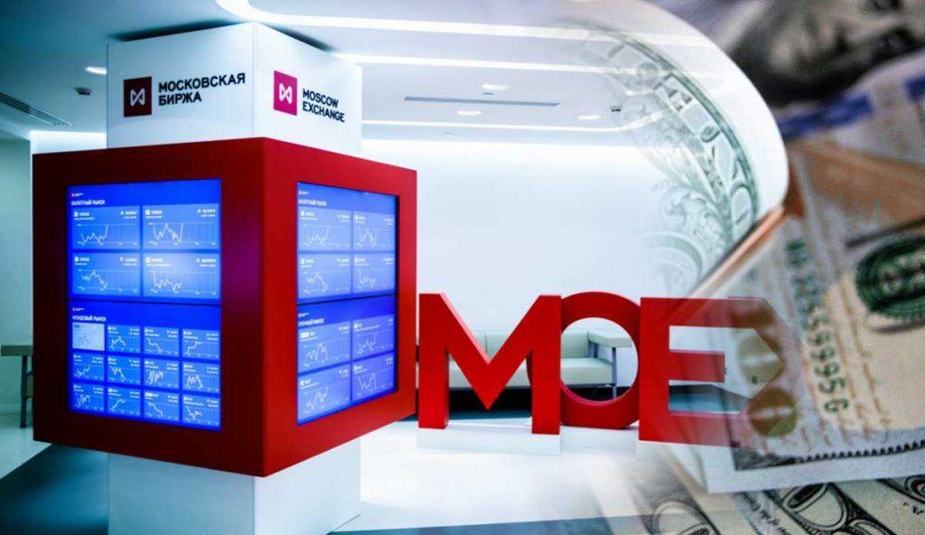 Московская биржа установила границы возможного изменения курса валют на 10 марта