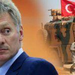 Песков прокомментировал призыв Турции для России покинуть Сирию