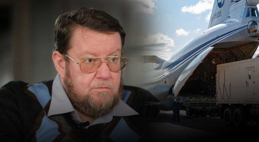 Сатановский объяснил, почему итальянцам помогает только Россия