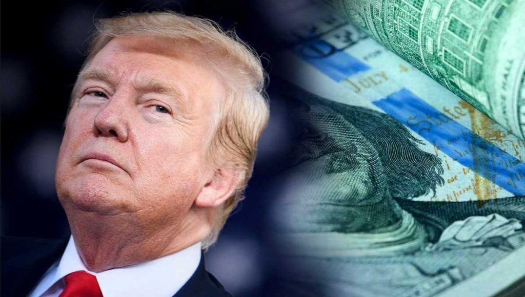 Трамп назвал виновных в падении мировых цен на нефть