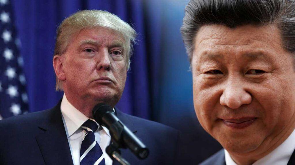 Трамп посетовал, что Китай не захотел американской помощи в борьбе с вирусом