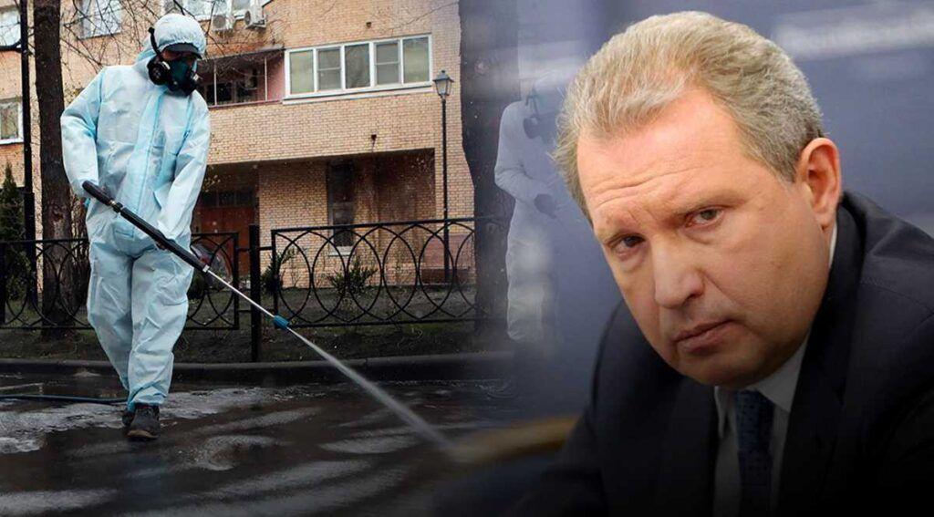 Число госпитализированных с вирусом в Москве не увеличивается