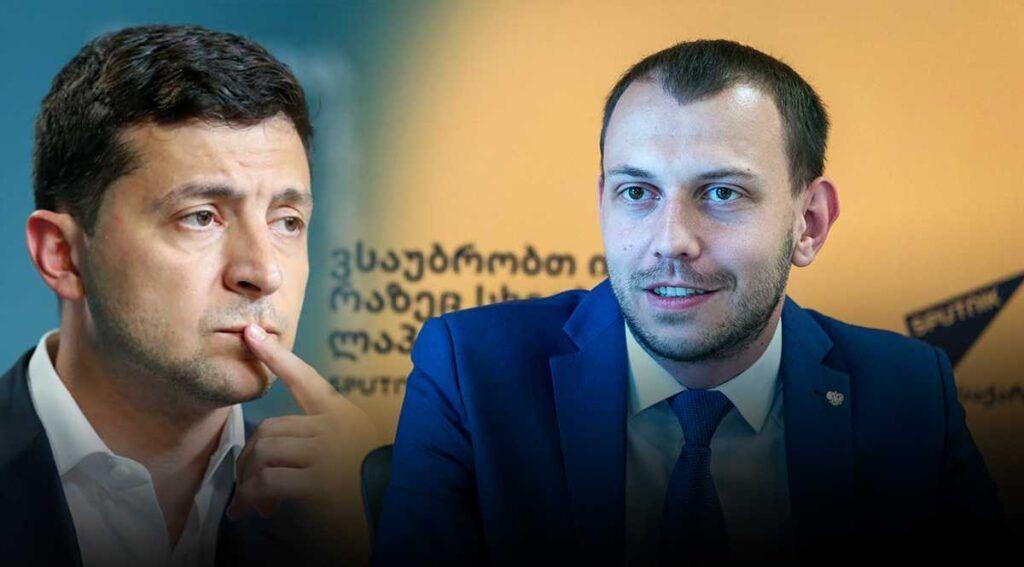 Бредихин оценил мнение Погребинского относительно возможного бегства Зеленского из Украины
