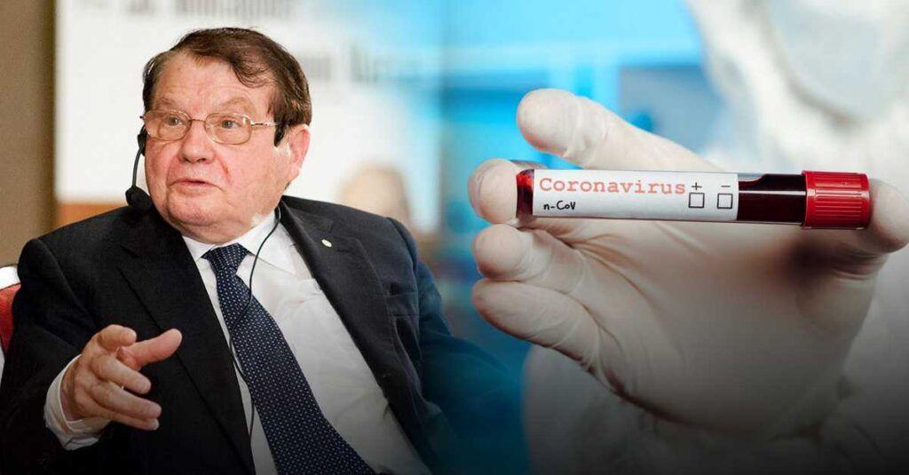 Люк Монтанье предположил, как появился коронавирус