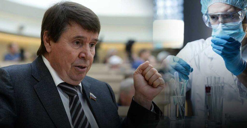 Цеков рассказал, почему Запад запретил прибалтам просить помощи у России