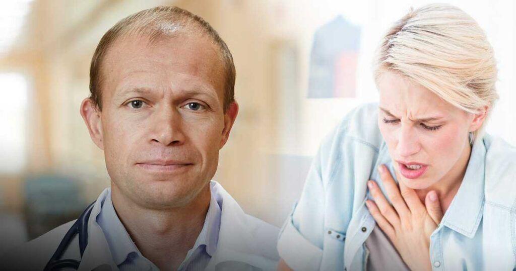 Главный пульмонолог Минздрава назвал главный симптом заражения коронавирусом